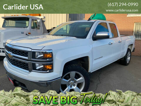 2015 Chevrolet Silverado 1500 for sale at Carlider USA in Everett MA