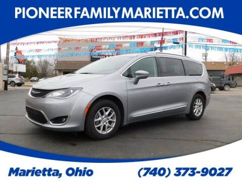 2020 Chrysler Pacifica for sale at Pioneer Family auto in Marietta OH