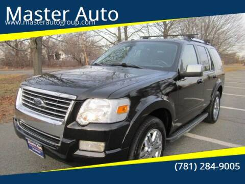 2009 Ford Explorer for sale at Master Auto in Revere MA
