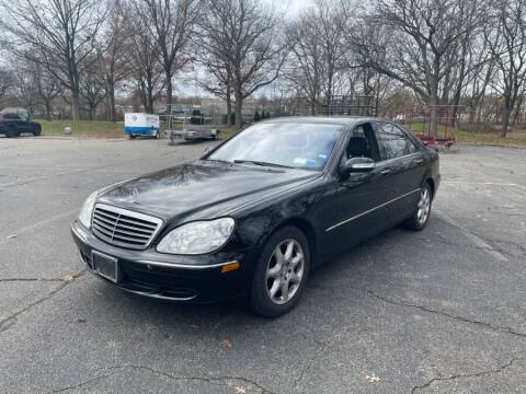 2004 Mercedes-Benz S-Class for sale at Cars With Deals in Lyndhurst NJ