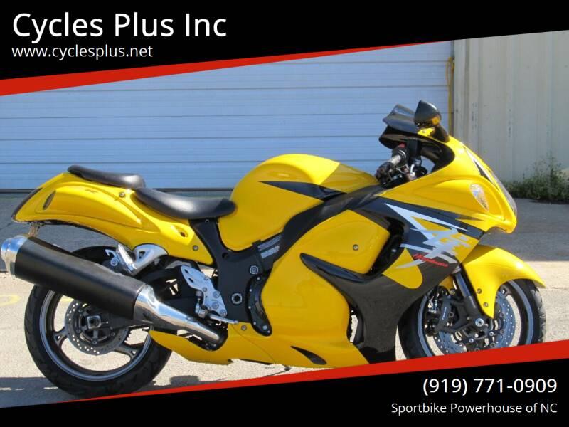 2011 Suzuki Hayabusa for sale at Cycles Plus Inc in Garner NC