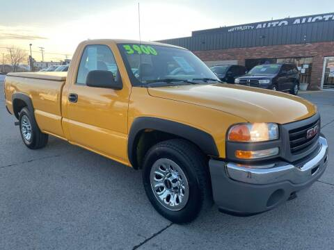 2005 GMC Sierra 1500 for sale at Motor City Auto Auction in Fraser MI