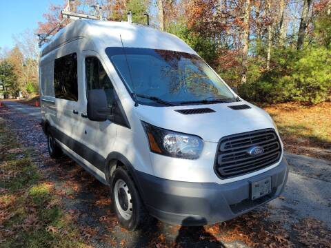 2016 Ford Transit Cargo for sale at Showcase Auto & Truck in Swansea MA