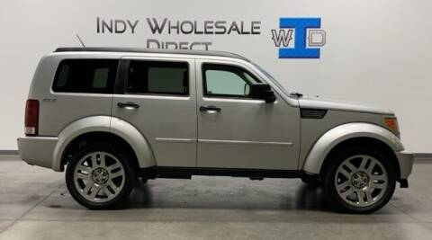 2011 Dodge Nitro for sale at Indy Wholesale Direct in Carmel IN