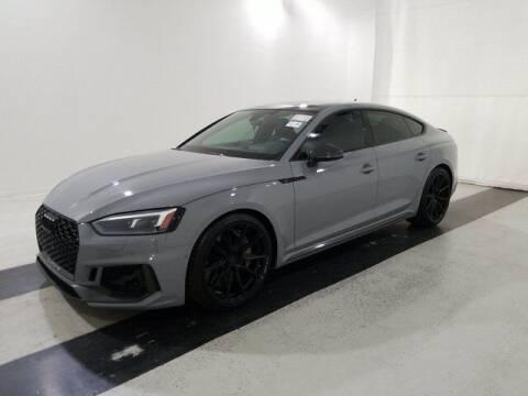 2019 Audi RS 5 Sportback for sale at DeluxeNJ.com in Linden NJ