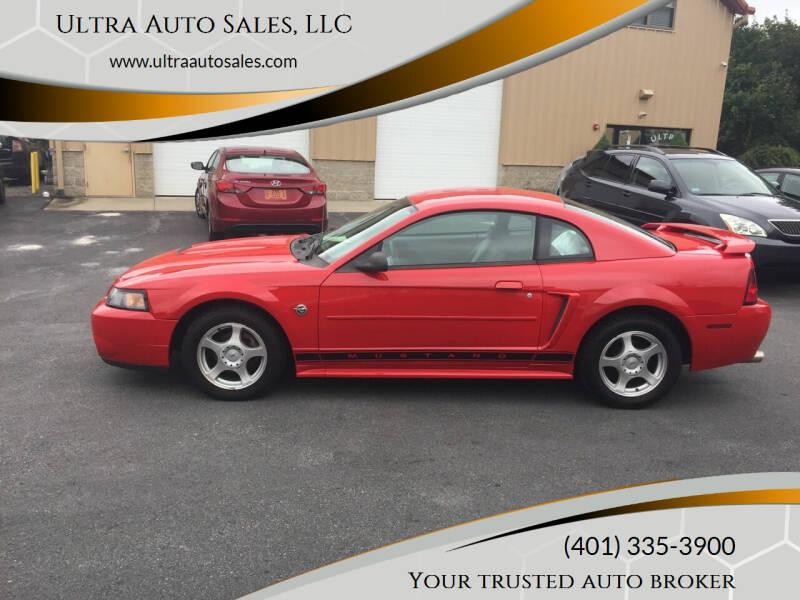2004 Ford Mustang for sale at Ultra Auto Sales, LLC in Cumberland RI