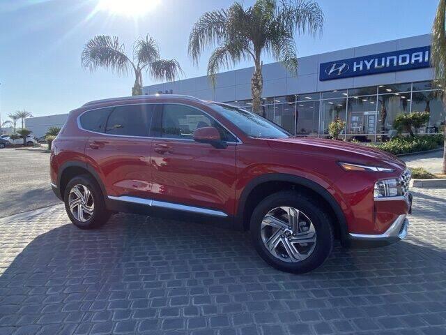 2022 Hyundai Santa Fe for sale in Bakersfield, CA