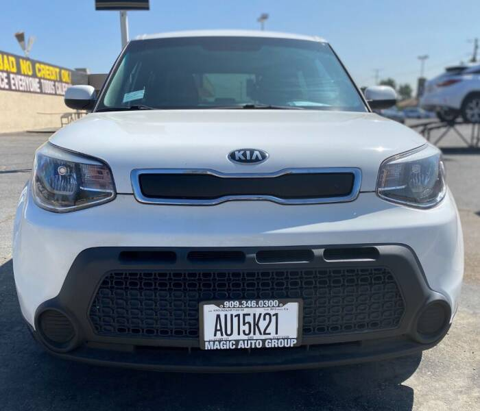2015 Kia Soul for sale at Global Auto Group in Fontana CA