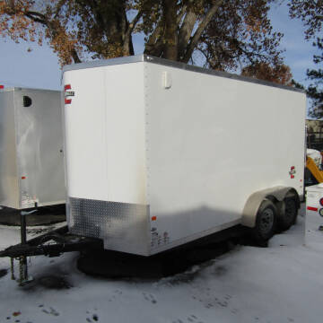 2021 CHARMAC 7 X 14 CARGO TRAILER for sale at PRIME RATE MOTORS in Sheridan WY