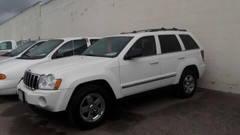 2005 Jeep Grand Cherokee for sale at Goleta Motors in Goleta CA
