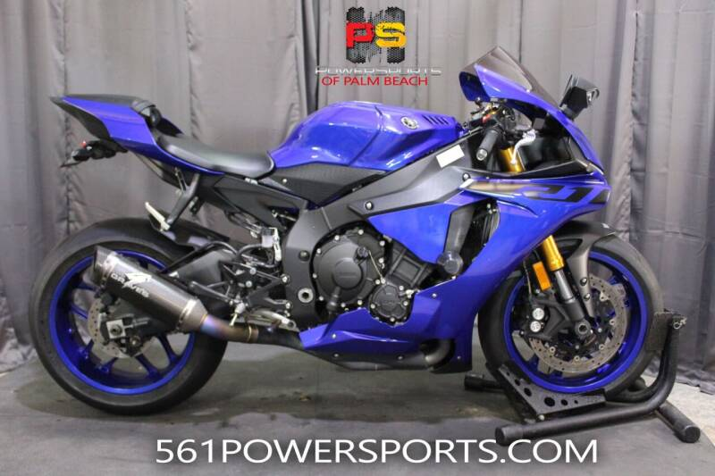 2018 Yamaha YZF-R1 for sale in Hollywood, FL