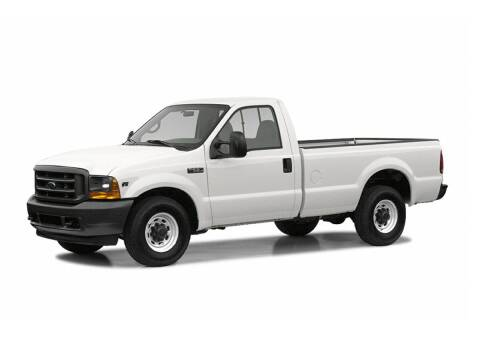 2004 Ford F-250 Super Duty for sale at TTC AUTO OUTLET/TIM'S TRUCK CAPITAL & AUTO SALES INC ANNEX in Epsom NH