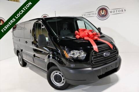 2018 Ford Transit Cargo for sale at Unlimited Motors in Fishers IN
