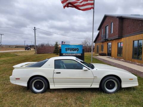 1987 Pontiac Firebird for sale at Studio Hotrods in Richmond IL