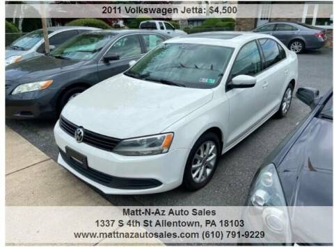 2011 Volkswagen Jetta for sale at Berk Motor Co in Whitehall PA