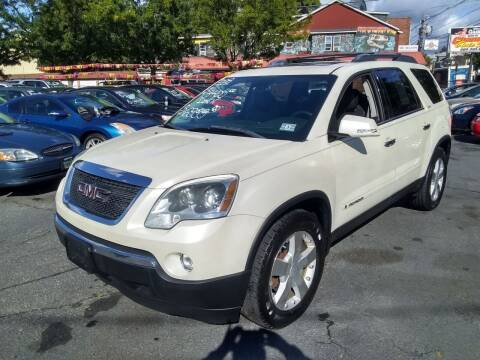 2008 GMC Acadia for sale at Wilson Investments LLC in Ewing NJ
