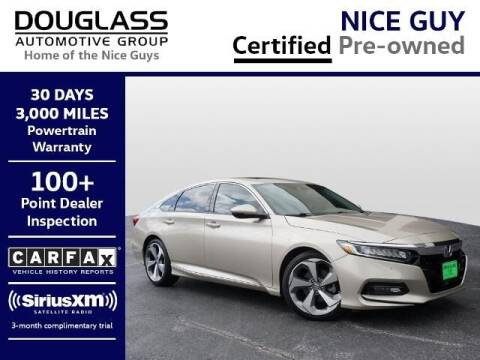 2018 Honda Accord for sale at Douglass Automotive Group - Jubilee Mitsubishi in Waco TX