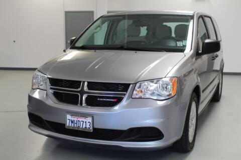 2015 Dodge Grand Caravan for sale at Mag Motor Company in Walnut Creek CA
