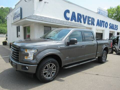 2017 Ford F-150 for sale at Carver Auto Sales in Saint Paul MN
