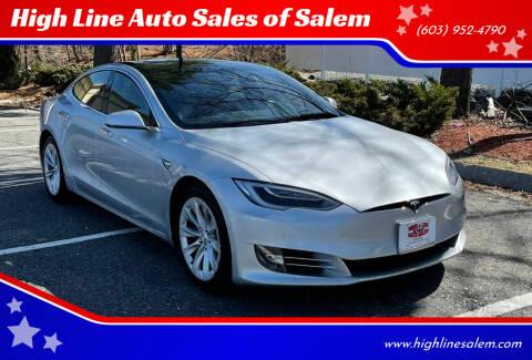 2017 Tesla Model S for sale at High Line Auto Sales of Salem in Salem NH