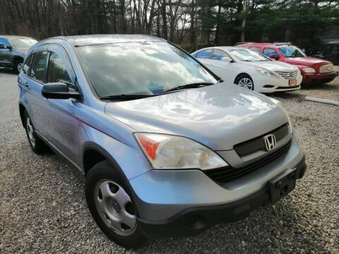 2007 Honda CR-V for sale at KRIS RADIO QUALITY KARS INC in Mansfield OH