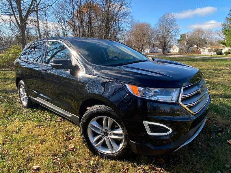 2017 Ford Edge for sale at Kenny Vice Ford Sales Inc - USED Vehicle Inventory in Ladoga IN