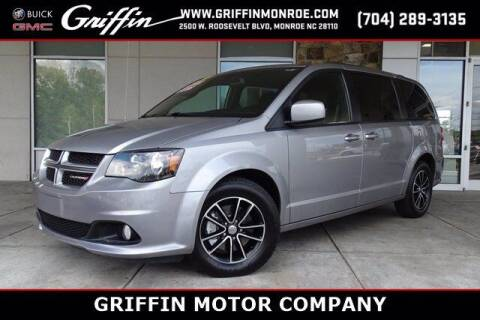 2019 Dodge Grand Caravan for sale at Griffin Buick GMC in Monroe NC