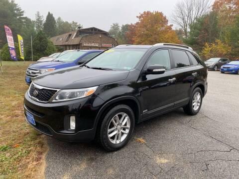 2015 Kia Sorento for sale at Downeast Auto Inc in South Waterboro ME