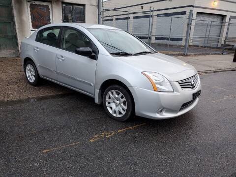 2012 Nissan Sentra for sale at O A Auto Sale in Paterson NJ