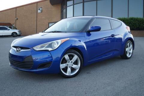 2012 Hyundai Veloster for sale at Next Ride Motors in Nashville TN