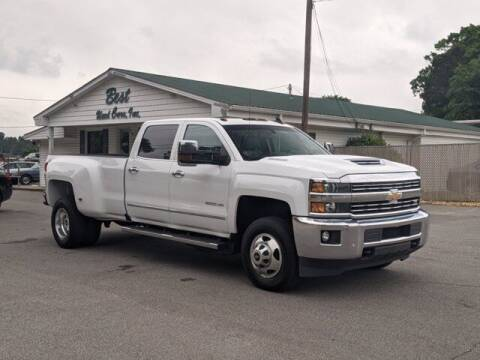 2018 Chevrolet Silverado 3500HD for sale at Best Used Cars Inc in Mount Olive NC