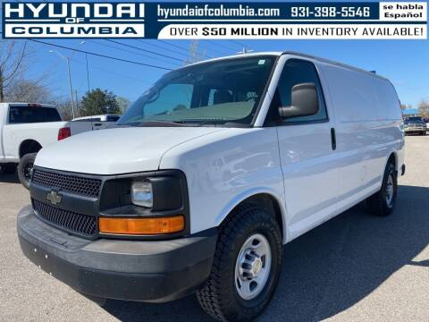 2013 Chevrolet Express Cargo for sale at Hyundai of Columbia Con Alvaro in Columbia TN
