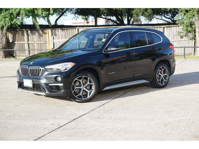 2018 BMW X1 for sale at BAYWAY Certified Pre-Owned in Houston TX