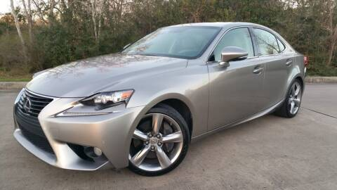 2014 Lexus IS 350 for sale at Houston Auto Preowned in Houston TX