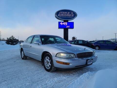 2001 Buick Park Avenue for sale at Monkey Motors in Faribault MN