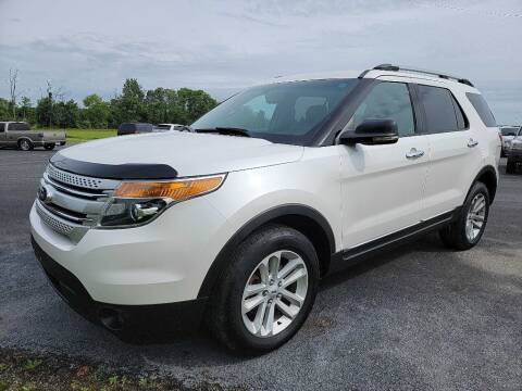 2013 Ford Explorer for sale at Pack's Peak Auto in Hillsboro OH