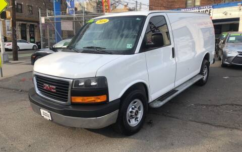 2014 GMC Savana Cargo for sale at DEALS ON WHEELS in Newark NJ