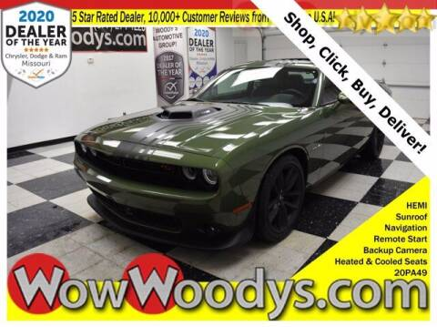 2020 Dodge Challenger for sale at WOODY'S AUTOMOTIVE GROUP in Chillicothe MO
