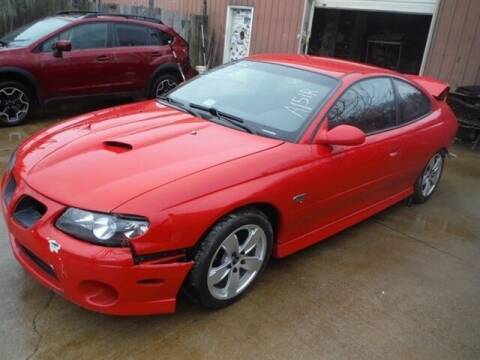 2004 Pontiac GTO for sale at East Coast Auto Source Inc. in Bedford VA