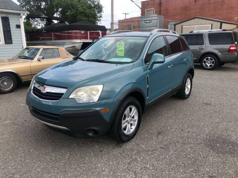 2008 Saturn Vue for sale at LINDER'S AUTO SALES in Gastonia NC