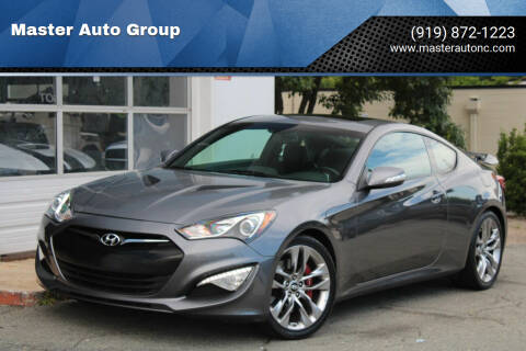 2015 Hyundai Genesis Coupe for sale at Master Auto Group in Raleigh NC