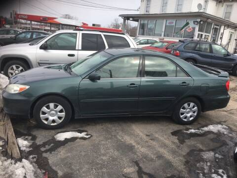 2004 Toyota Camry for sale at Cowboy Incorporated in Waukegan IL