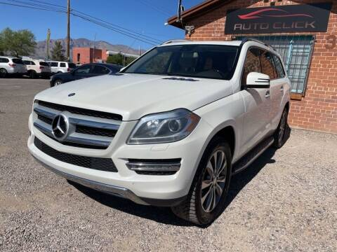 2014 Mercedes-Benz GL-Class for sale at Auto Click in Tucson AZ