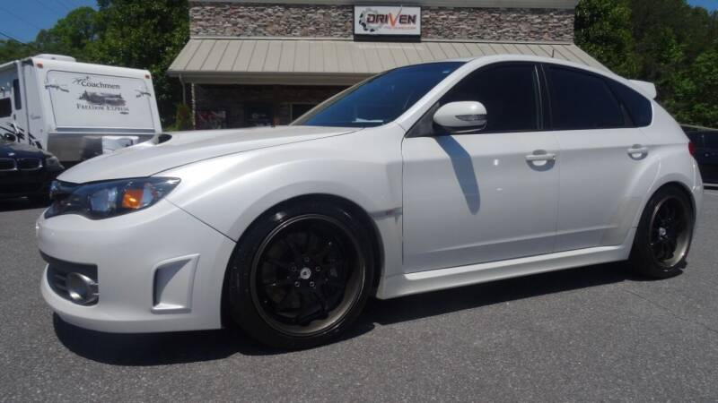 2010 Subaru Impreza for sale at Driven Pre-Owned in Lenoir NC