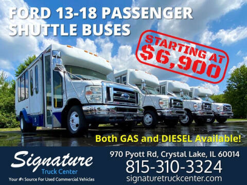 2010 Ford E-450 for sale at Signature Truck Center in Crystal Lake IL