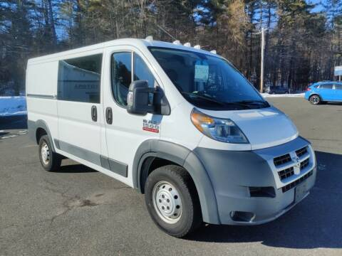 2014 RAM ProMaster Cargo for sale at Mark's Motors in Northampton MA
