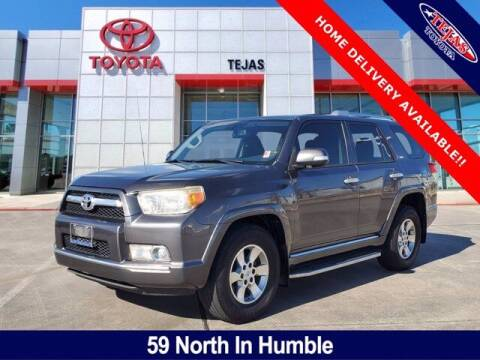 2012 Toyota 4Runner for sale at TEJAS TOYOTA in Humble TX