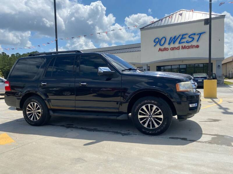 2015 Ford Expedition for sale at 90 West Auto & Marine Inc in Mobile AL