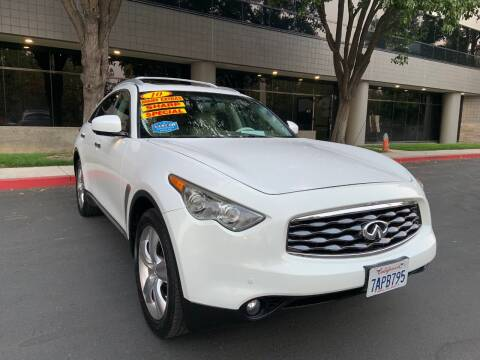 2010 Infiniti FX35 for sale at Right Cars Auto Sales in Sacramento CA