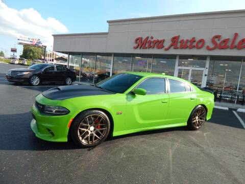2017 Dodge Charger for sale at Mira Auto Sales in Dayton OH